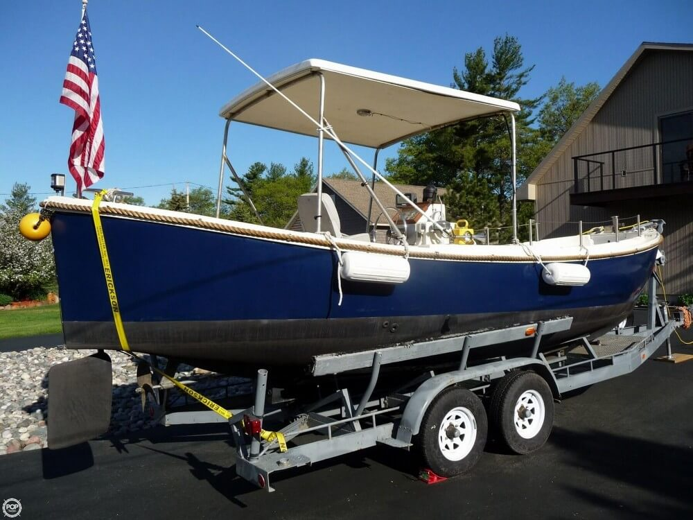 1985 navy motor whale boat 26 mk ii defuniak springs for Motors for boats for sale