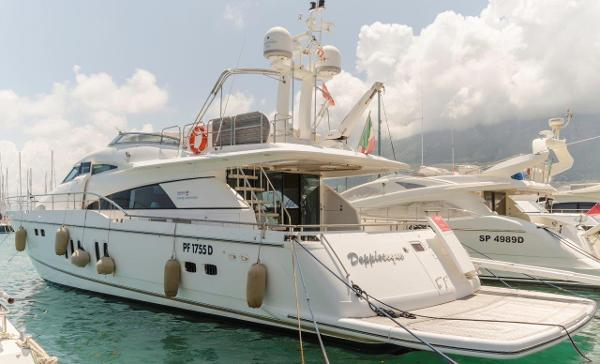 Fairline Squadron 78 Fairline Squadron 78