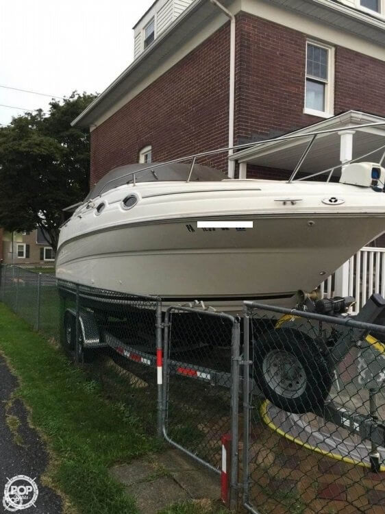 Sea Ray 240 Sundancer 2002 Sea Ray 240 Sundancer for sale in Easton, PA