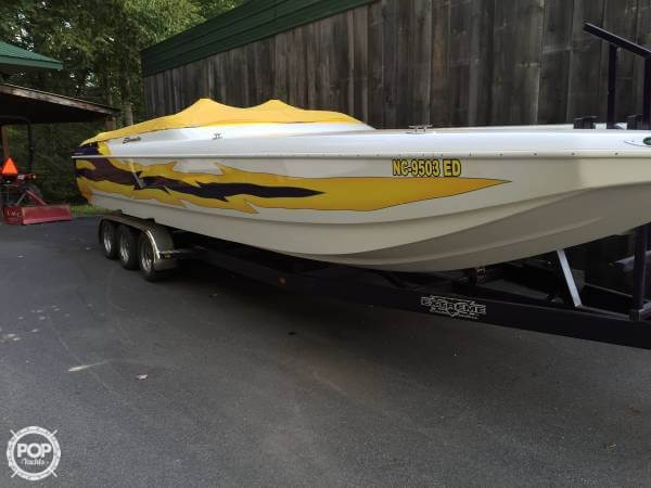 Eliminator Boats 28 Daytona LP 2001 Eliminator 28 for sale in Bryson City, NC