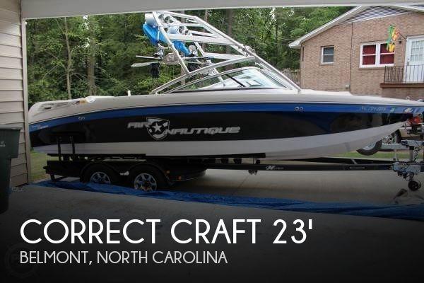 Correct Craft Super Air Nautique 236 2007 Correct Craft Super Air Nautique 236 for sale in Belmont, NC
