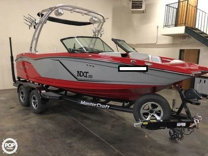Mastercraft NXT20 2016 Mastercraft NXT20 for sale in Orem, UT