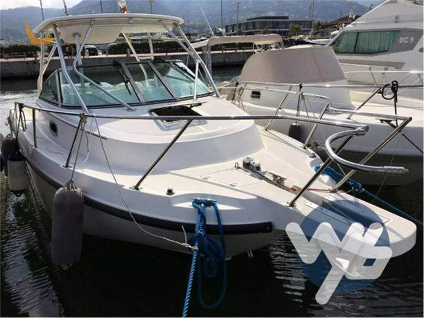 Boston Whaler Conquest 275 yfw62019-27910-...