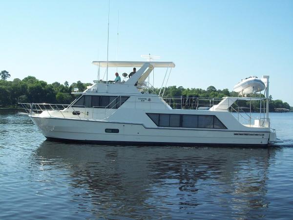 Harbor-Master 520 Coastal