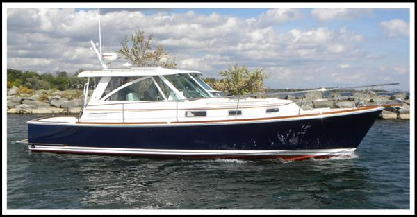 Bruckmann Blue Star 38 Motoryacht Blue Star 38