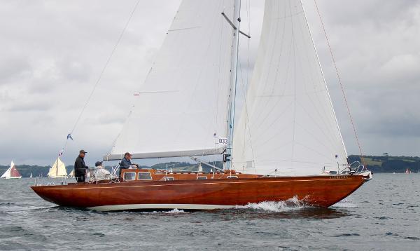 McGruer 8 m Cruiser Racer