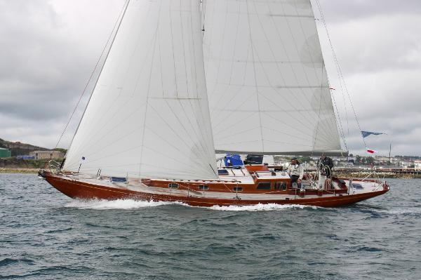 McGruer 8 metre Cruiser Racer