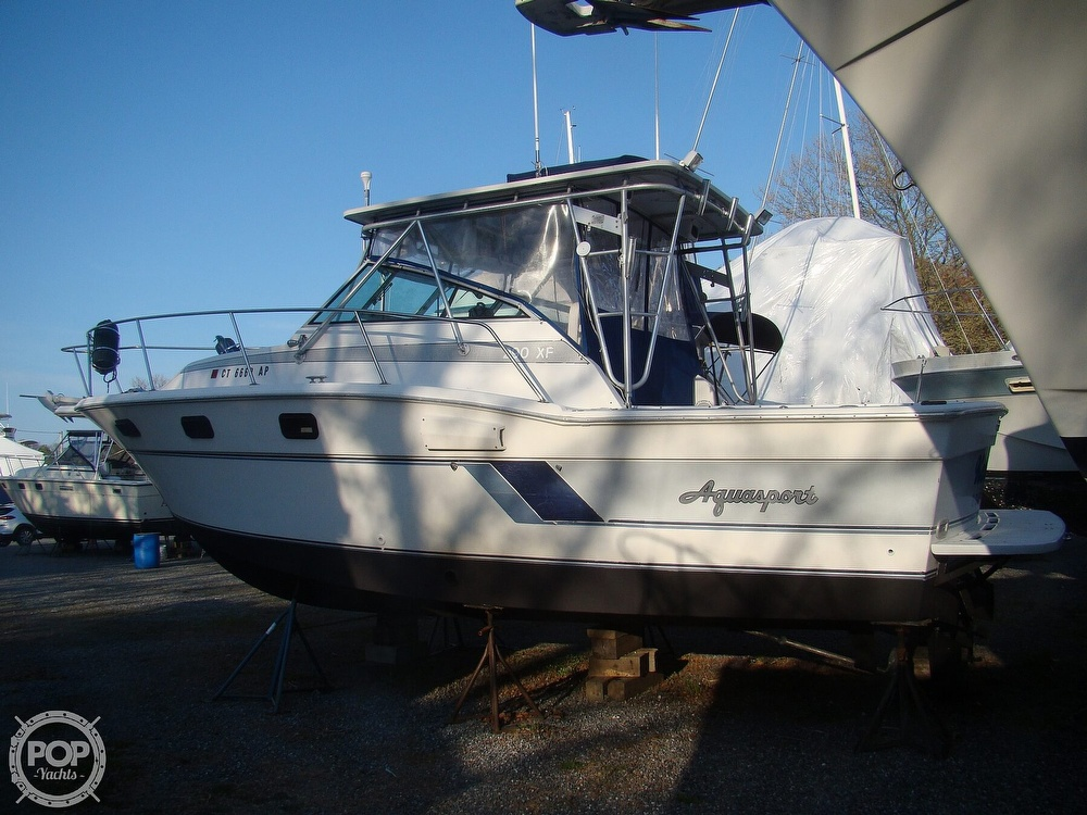 Aquasport 290 Express 1989 Aquasport 290 Express for sale in Mystic, CT