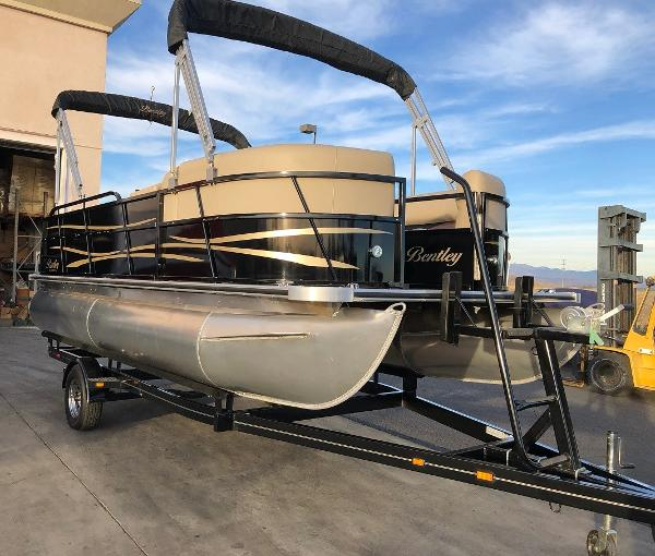 Bentley Pontoon Boats For Sale