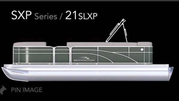 Bennington 21 SLX Premium