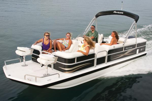 Hurricane FunDeck 226F Manufacturer Provided Image