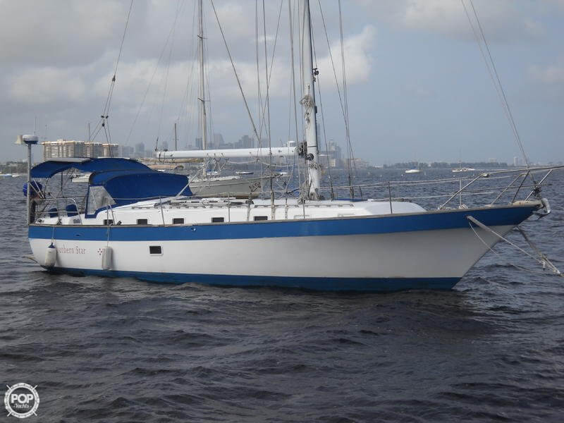 Lancer Yachts 42 masthead sloop 1981 Lancer 42 masthead sloop for sale in Miami, FL