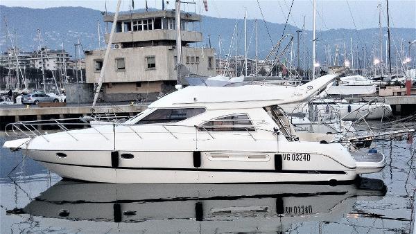 Cranchi Atlantique 40 01