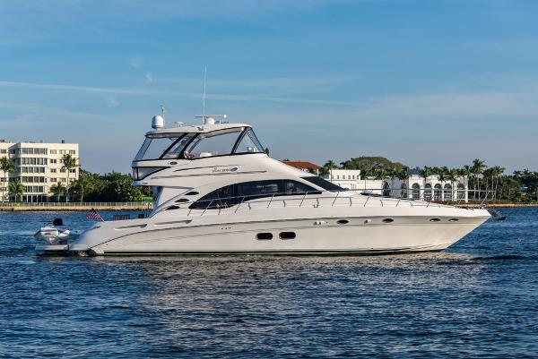 Sea Ray 58 Sedan Bridge Ohana Five