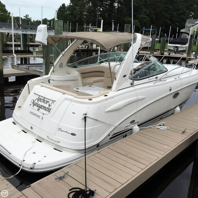 Chaparral 290 Signature 2006 Chaparral 31 for sale in Chesapeake, VA