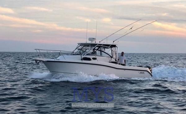 Boston Whaler Boston 305 Conquest Boston Whaler 305