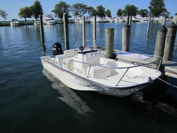 Used saltwater fishing boats for sale in michigan united for Fishing boats for sale in michigan