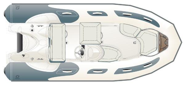 Zodiac Yachtline 420 DL NEO