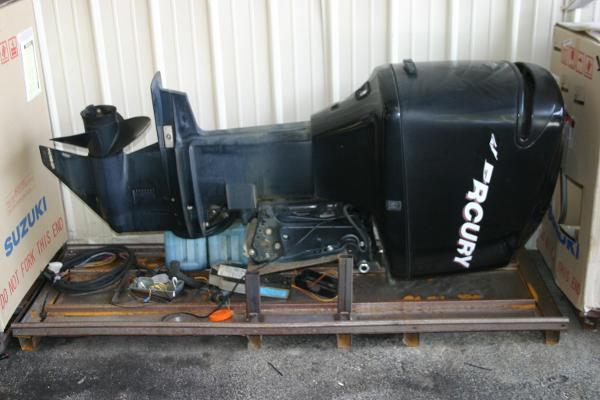 Mercury 150 Hp Optimax