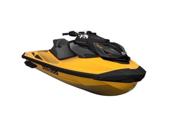 Sea-Doo RXP®-X® 300 IBR & Sound System Millenium Yellow