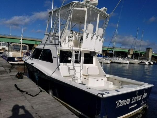 Cabo yachts 35 CONV