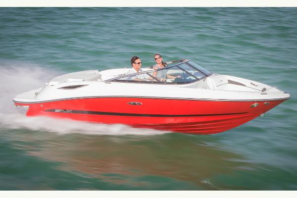 Sea Ray 210 SLX Manufacturer Provided Image