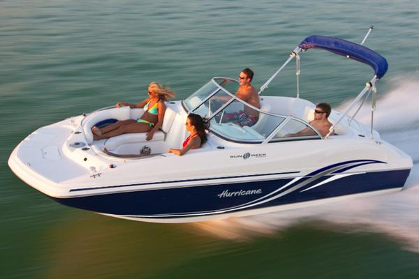 Hurricane SunDeck 187 IO Manufacturer Provided Image