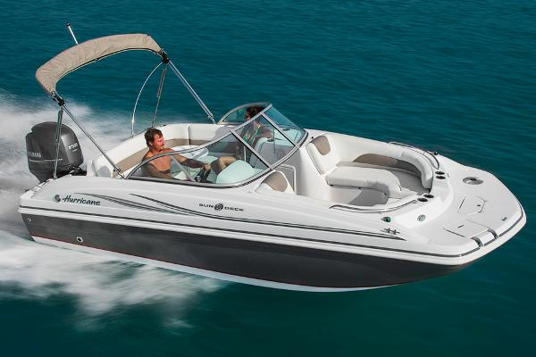 Hurricane SunDeck 187 OB Manufacturer Provided Image