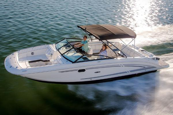 Sea Ray 290 Sundeck Manufacturer Provided Image