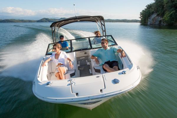 Sea Ray SDX 290 Manufacturer Provided Image: Manufacturer Provided Image