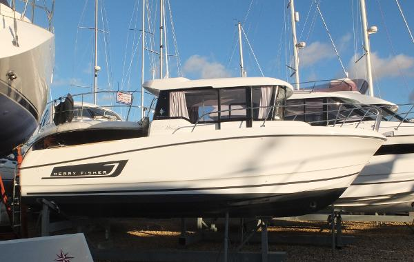Jeanneau Merry Fisher 755 Marlin Merry Fisher 755 Marlin