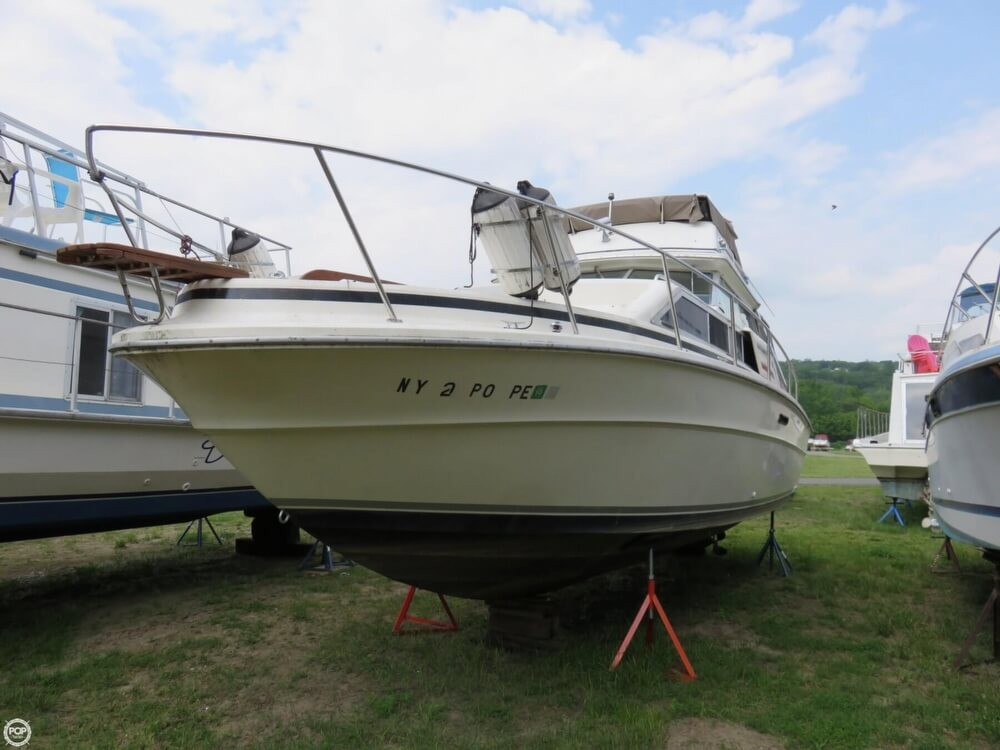 Sea Ray 300 Sedan Bridge 1979 Sea Ray 300 Sedan Bridge for sale in Montour Falls, NY