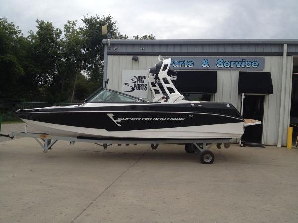 Nautique Super Air 210 Open Bow