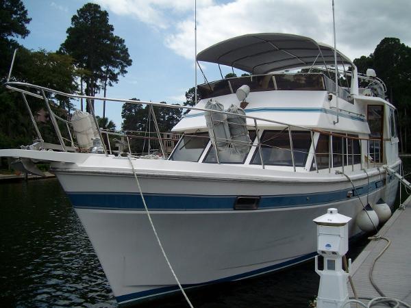 CHB 45 Trawler CHB 45 TRAWLER