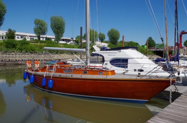 Matthiesen & Paulsen 7 KR Mahagony Yacht MSP_7823