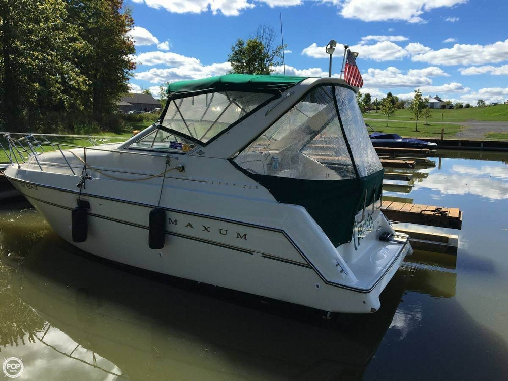 Maxum 2800 SCR 1997 Maxum 2800SCR for sale in Sandy Creek, NY
