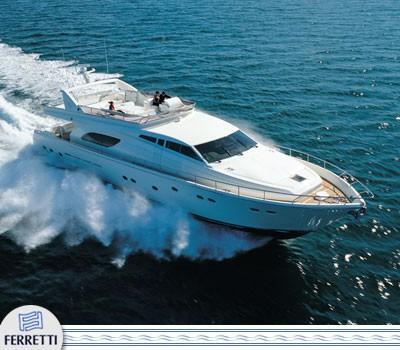Ferretti Yachts 80 motor boat Ferretti 80 for sale