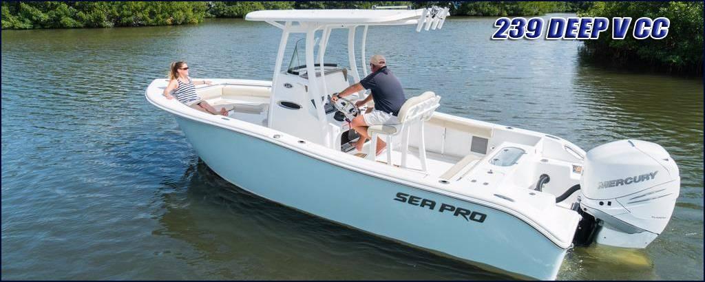 Sea Pro 239CC