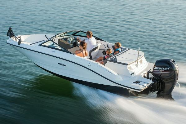 Sea Ray 19 SPX OB Manufacturer Provided Image