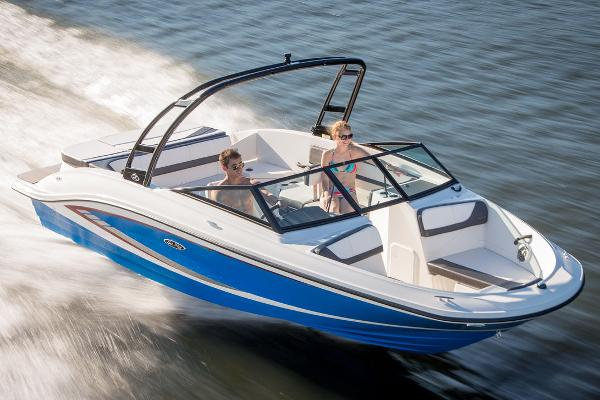 Sea Ray 21 SPX Manufacturer Provided Image