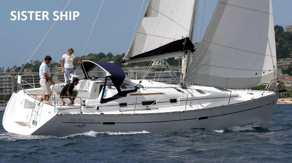 Beneteau Oceanis Clipper 343 Default