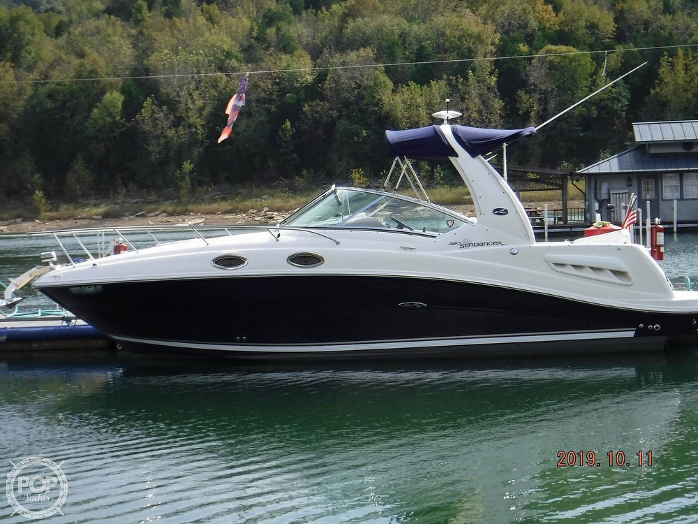 Sea Ray 260 Sundancer 2006 Sea Ray 260 Sundancer for sale in Lancaster, TN