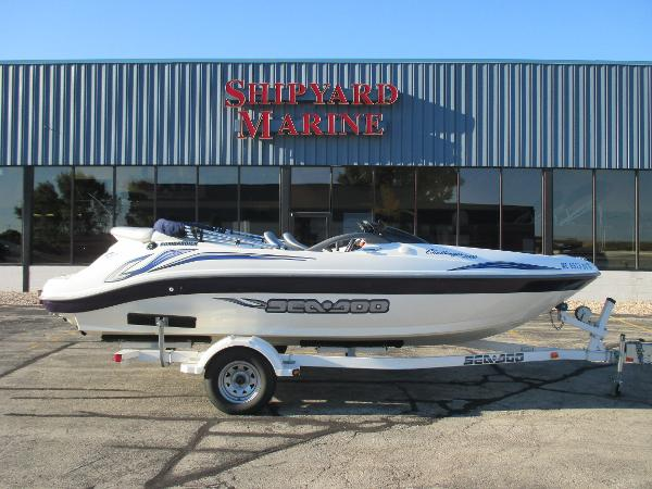 Sea-Doo Sport Boats 2000 Challenger