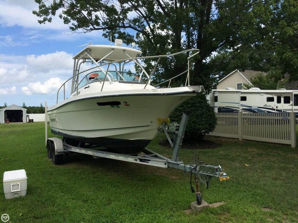 Trophy 2002 Walkaround 2005 Trophy 2002WA for sale in Fenwick Island, DE