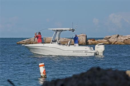 Finseeker 230 Center Console