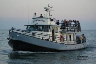 Steel Charter Boat/Trawler Yacht Photo 1