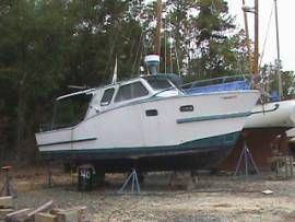 Aluminum Breaux Bay Craft Crew Boat Photo 1
