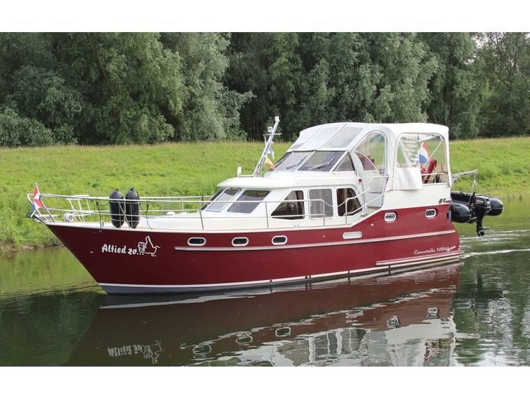 Linssen Yachts Concordia 105 Ac