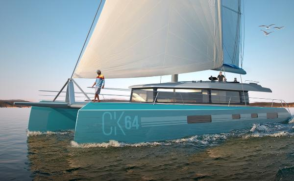 squalt International CK64 Catamaran CK64