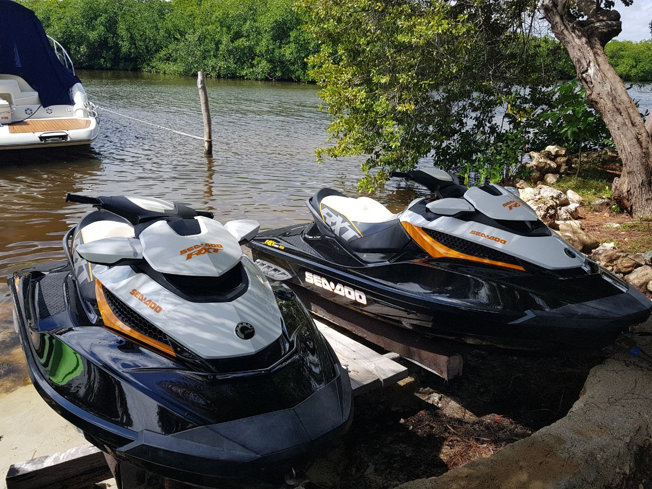 Sea-Doo RXT 260